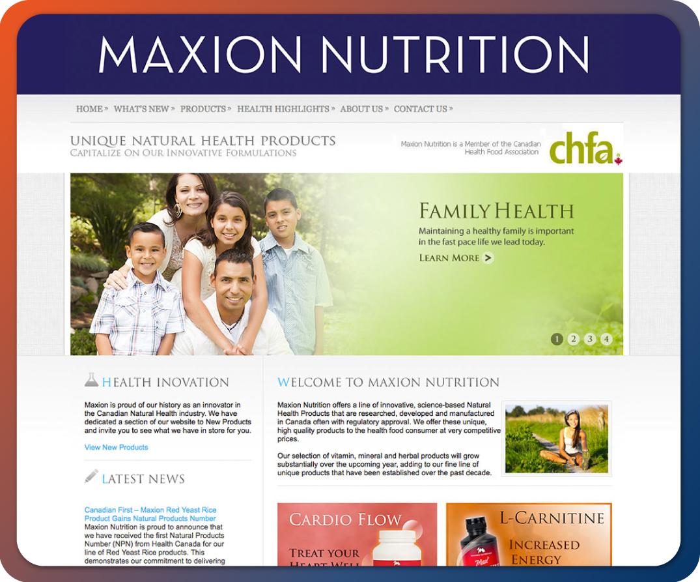 Maxion Nutrition