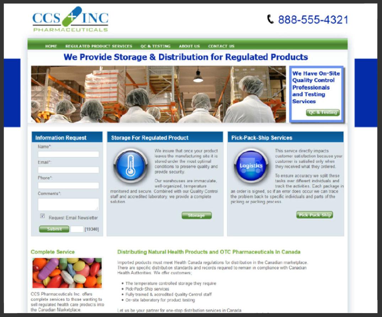 CCS Pharma