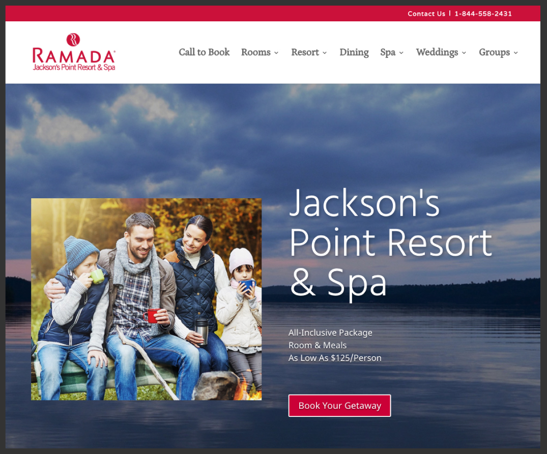 Ramada Jackson's Point